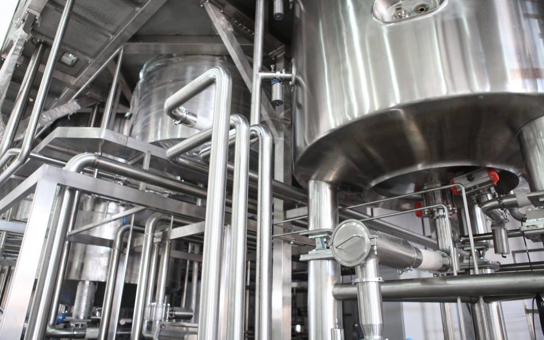 Cuve procédé batch oxalis rewanping retrofit